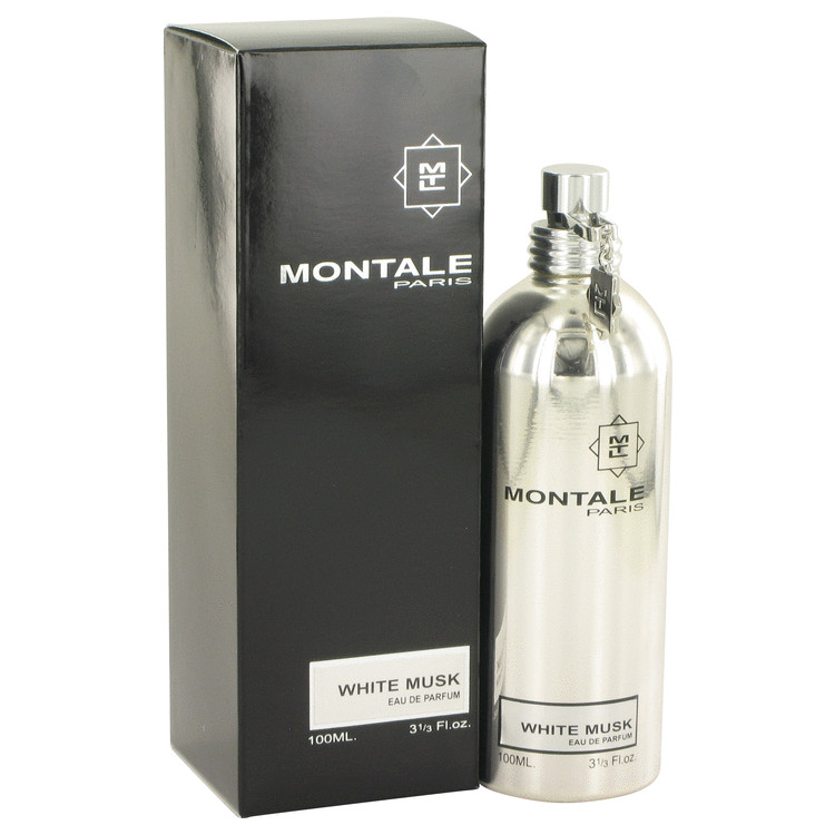 Montale White Musk by Montale Eau De Parfum Spray 3.3 oz for Women