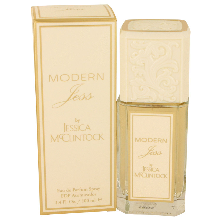 Modern Jess by Jessica McClintock Eau De Parfum Spray 3.4 oz for Women