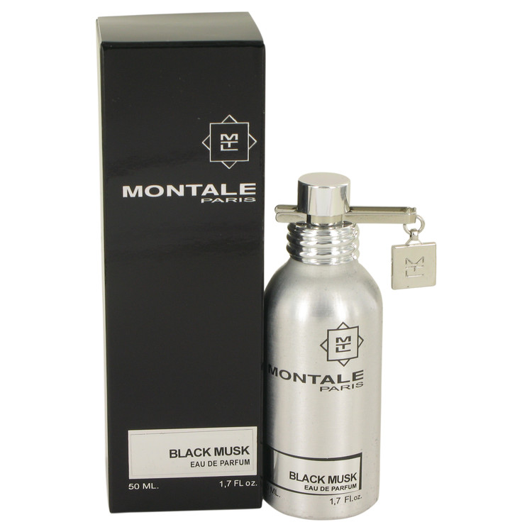Montale Black Musk by Montale Eau De Parfum Spray (Unisex) 1.7 oz for Women
