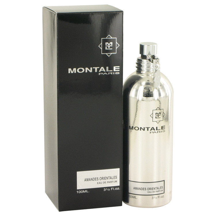 Montale Amandes Orientales by Montale Eau De Parfum Spray 3.3 oz for Women