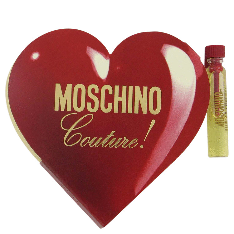 Moschino Couture by Moschino Vial (sample) .04 oz for Women