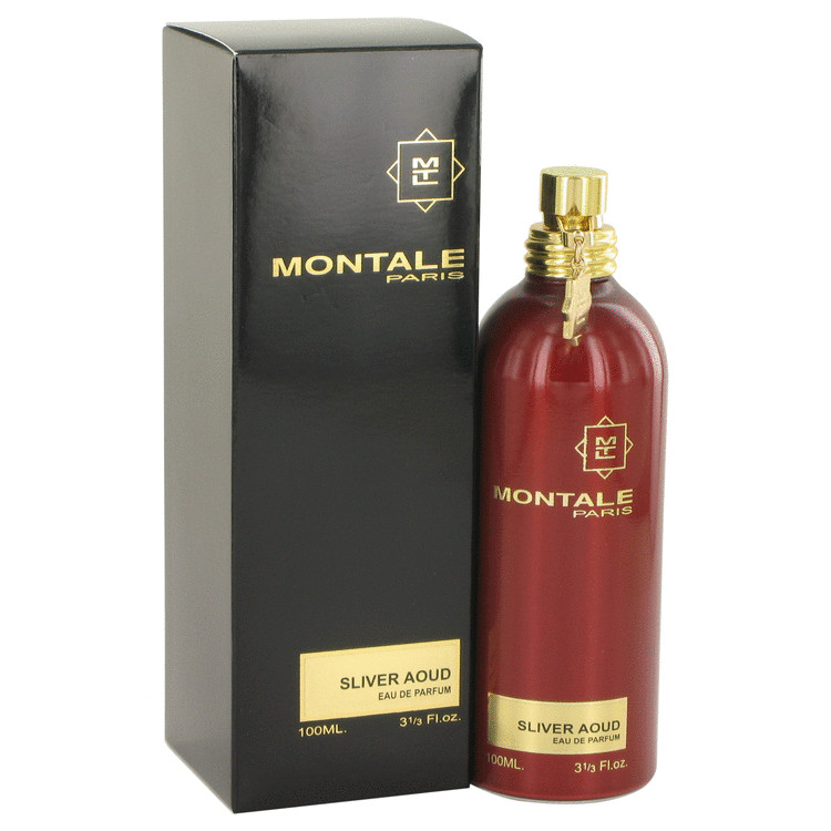 Montale Silver Aoud by Montale Eau De Parfum Spray 3.3 oz for Women