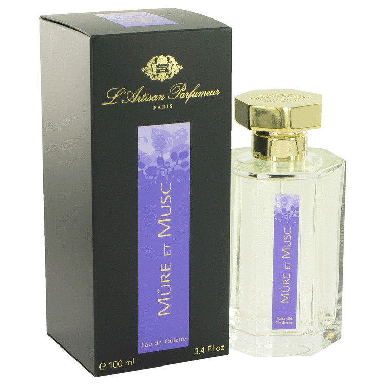 Mure Et Musc by L'artisan Parfumeur Eau De Toilette Spray 3.4 oz for Women