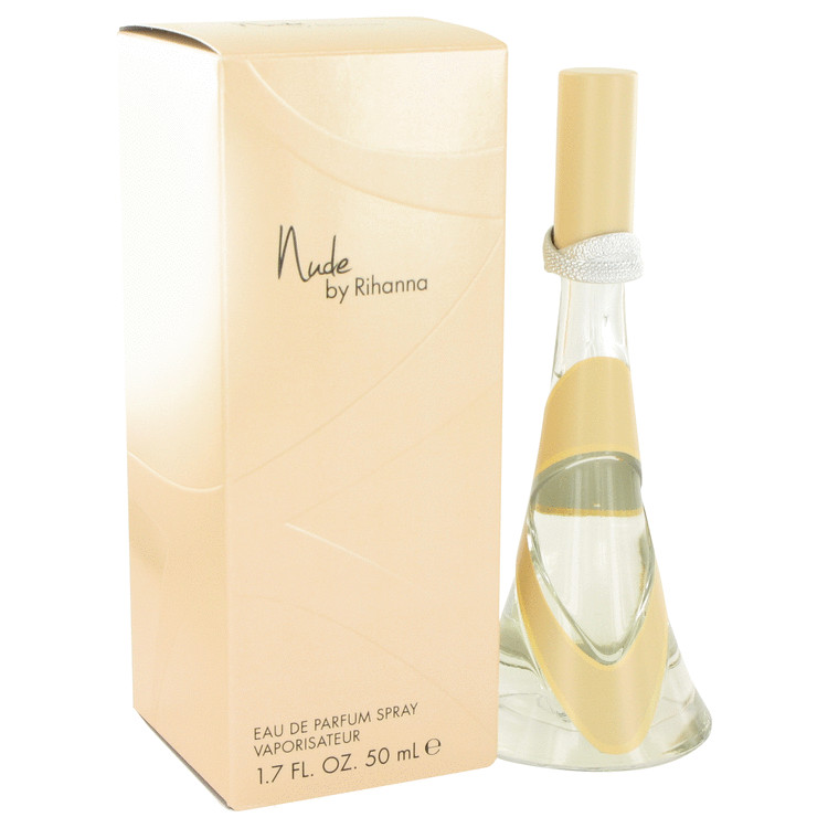 Nude by Rihanna by Rihanna Eau De Parfum Spray 1.7 oz for Women