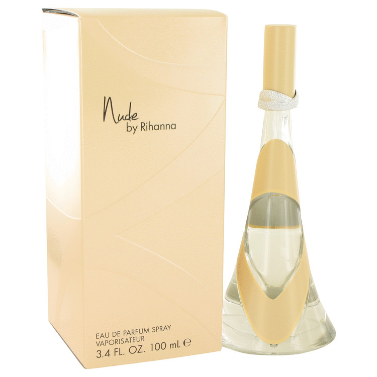 Nude by Rihanna by Rihanna Eau De Parfum Spray 3.4 oz for Women