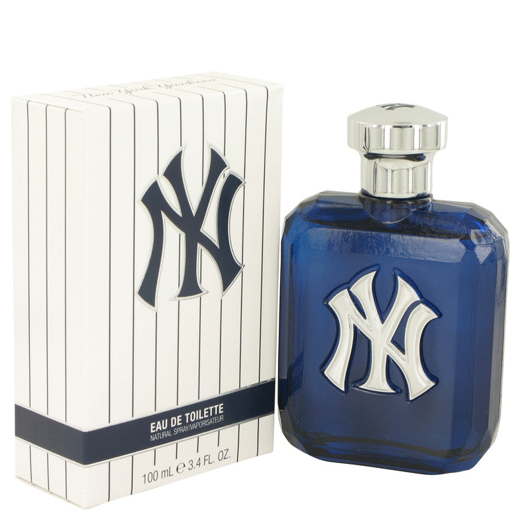 New York Yankees by New York Yankees Eau De Toilette Spray 3.4 oz for Men