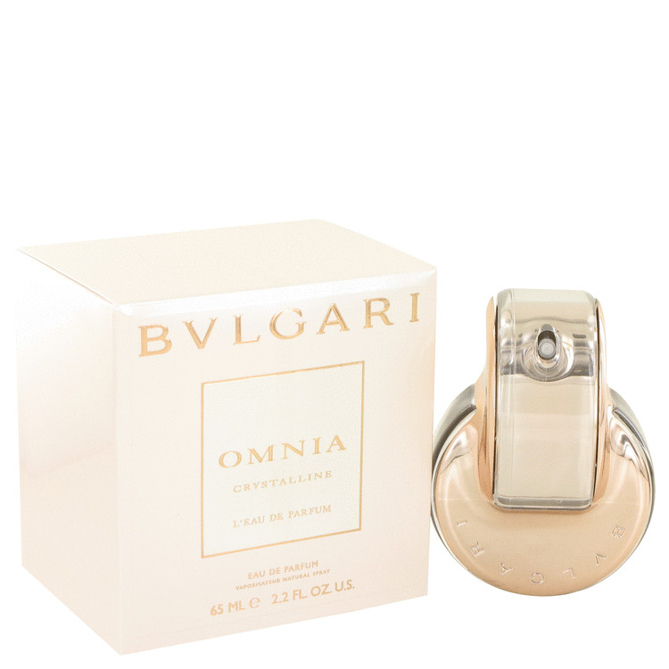 Omnia Crystalline L'eau De Parfum by Bvlgari Eau De Parfum Spray 2.2 oz for Women