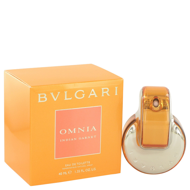 Omnia Indian Garnet by Bvlgari Eau De Toilette Spray 1.4 oz for Women