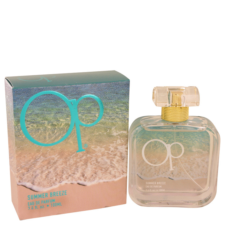 Summer Breeze by Ocean Pacific Eau De Parfum Spray 3.4 oz for Women