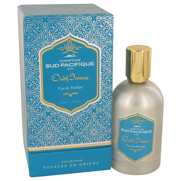 Oudh Intense by Comptoir Sud Pacifique Eau De Parfum Spray 3.3 oz for Women