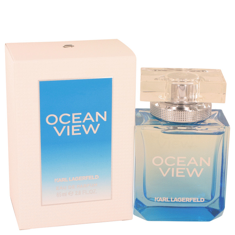 Ocean View by Karl Lagerfeld Eau De Parfum Spray 2.8 oz for Women