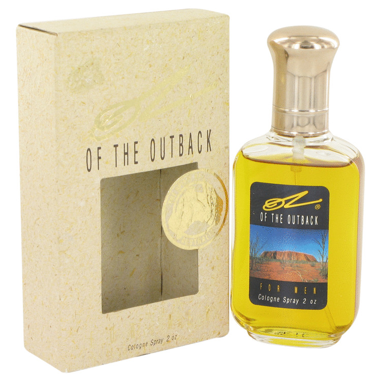 OZ of the Outback by Knight International Cologne Spray 2 oz for Men