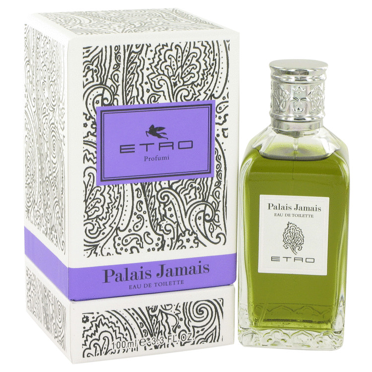 Palais Jamais by Etro Eau De Toilette Spray (Unisex) 3.4 oz for Women