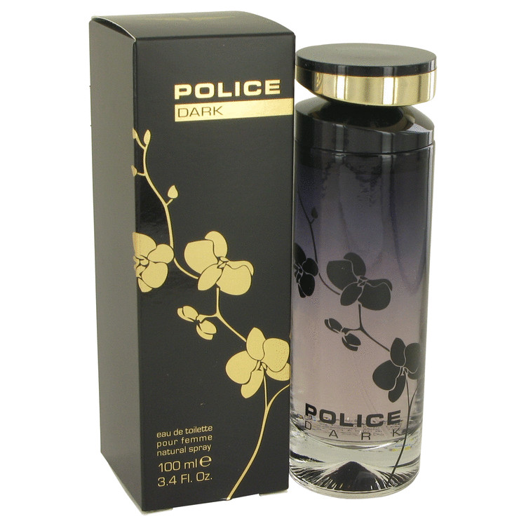 Police Dark by Police Colognes Eau De Toilette Spray 3.4 oz for Women