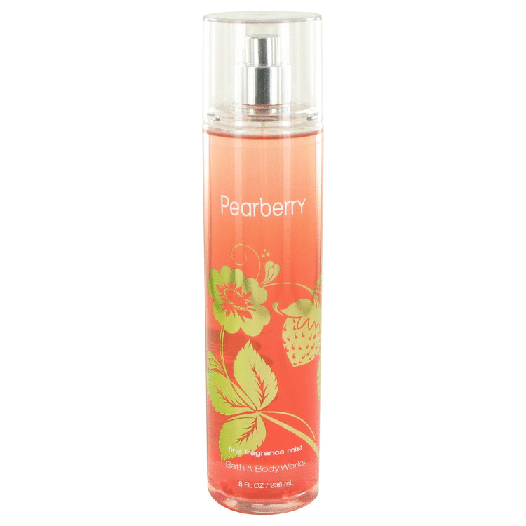 Pearberry by Bath & Body Works Fine Fragrance Mist 8 oz for Women