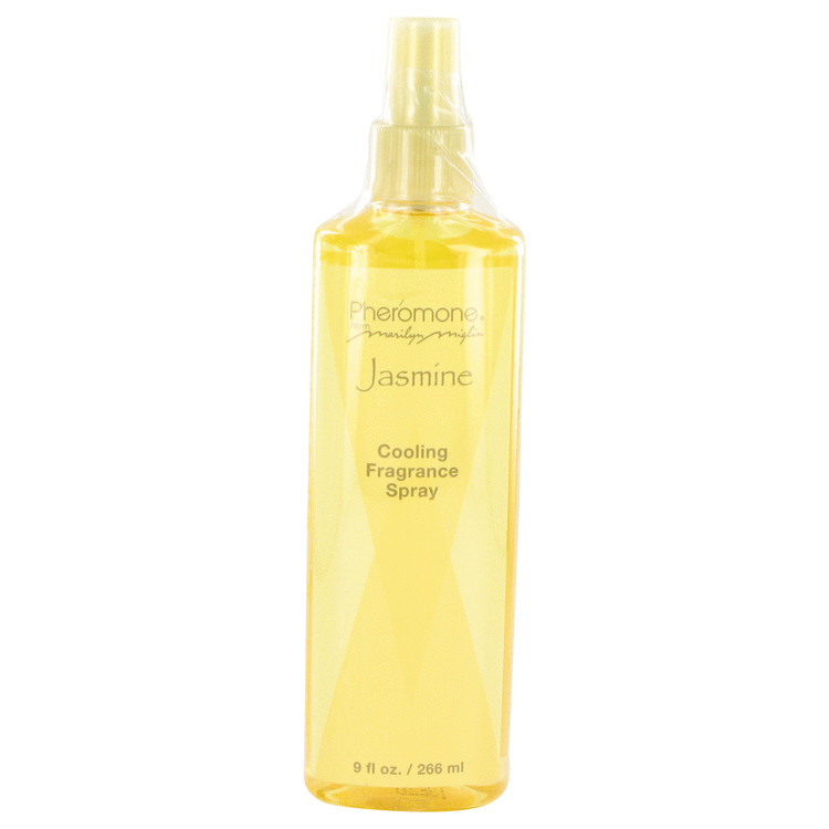 Pheromone Jasmine by Marilyn Miglin Cooling Fragrance Spray 9 oz for Women