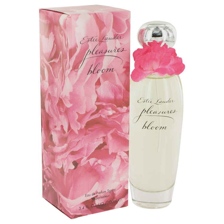 Pleasures Bloom by Estee Lauder Eau De Parfum Spray 3.4 oz for Women