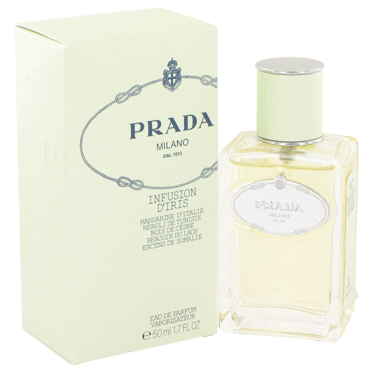 Prada Infusion D'iris by Prada Eau De Parfum Spray 1.7 oz for Women