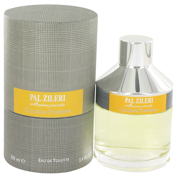 Pal Zileri Colonia Purissima by Mavive Eau De Toilette Spray 3.4 oz for Men