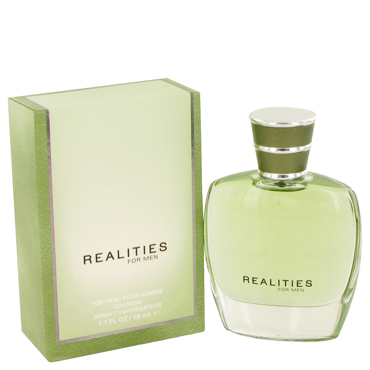 Realities (New) by Liz Claiborne Cologne Spray 1.7 oz for Men