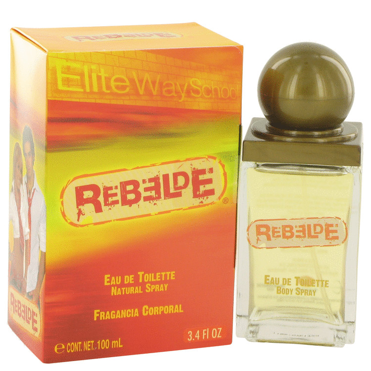 Rebelde by Air Val International Eau De Toilette Spray 3.4 oz for Women