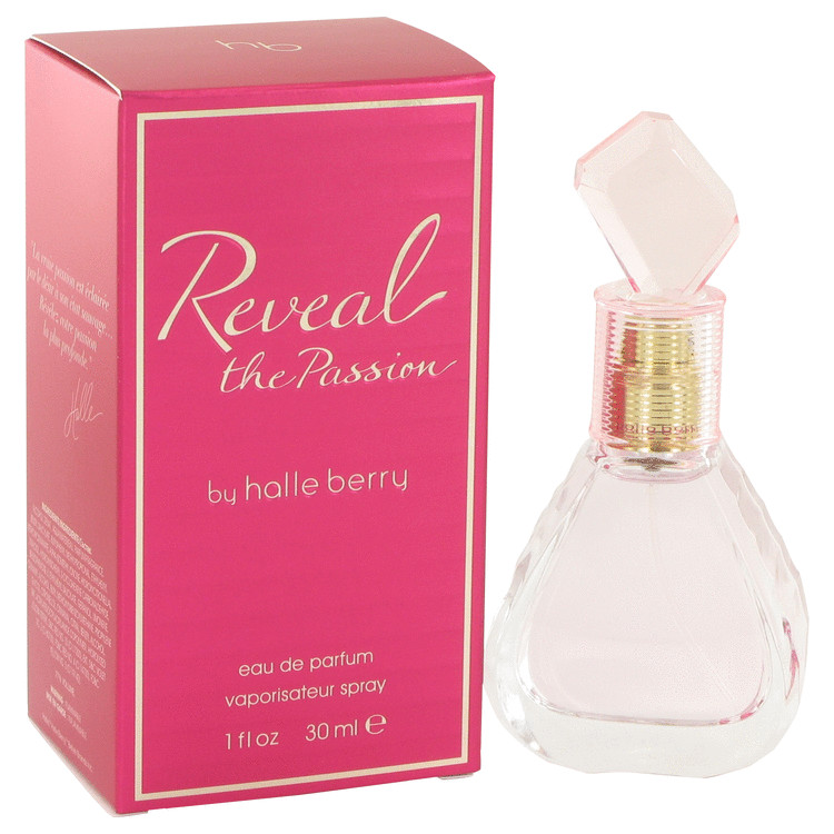 Reveal The Passion by Halle Berry Eau De Parfum Spray 1 oz for Women