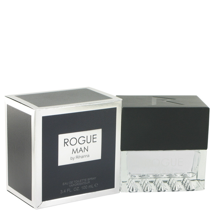 Rihanna Rogue by Rihanna Eau De Toilette Spray 3.4 oz for Men