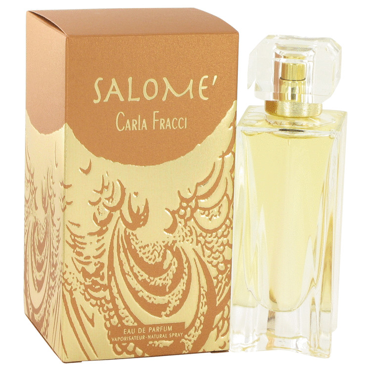 Salome by Carla Fracci Eau De Parfum Spray 1.7 oz for Women