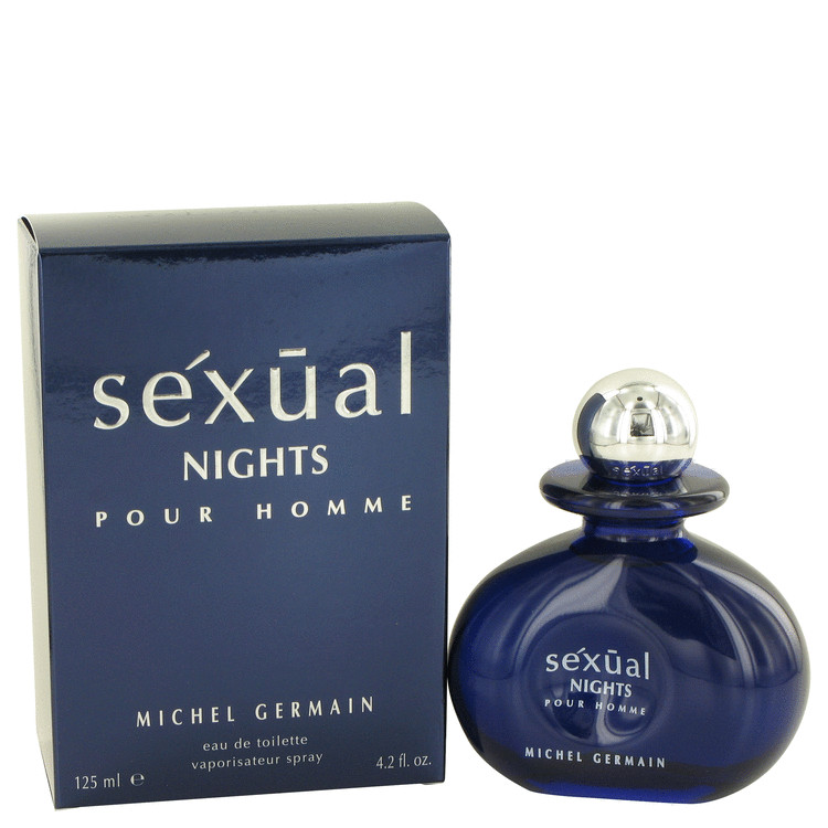 Sexual Nights by Michel Germain Eau De Toilette Spray 4.2 oz for Men