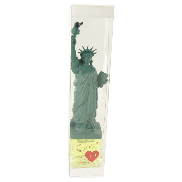 Statue Of Liberty by Unknown Cologne Spray 1.7 oz for Women