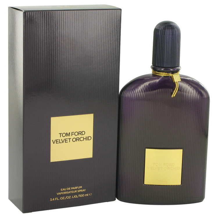Tom Ford Velvet Orchid by Tom Ford Eau De Parfum Spray 3.4 oz for Women
