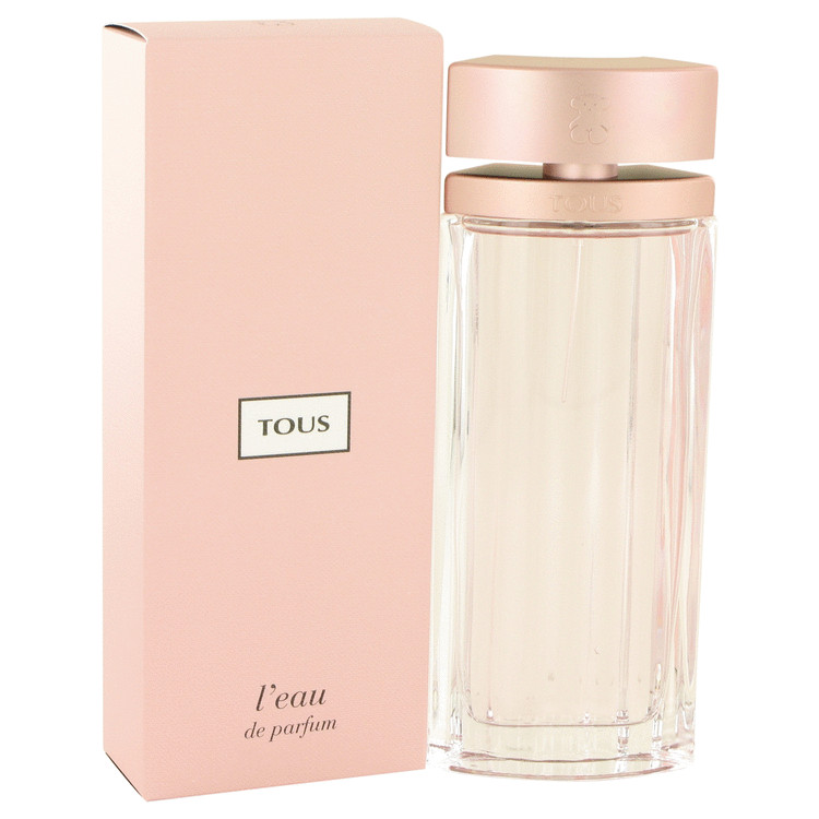 Tous L'eau by Tous Eau De Parfum Spray 3 oz for Women