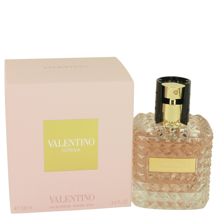 Valentino Donna by Valentino Eau De Parfum Spray 3.4 oz for Women