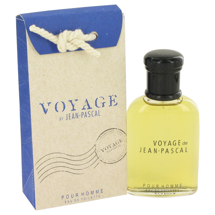 Voyage by Jean Pascal Eau De Toilette Spray 1.7 oz for Men