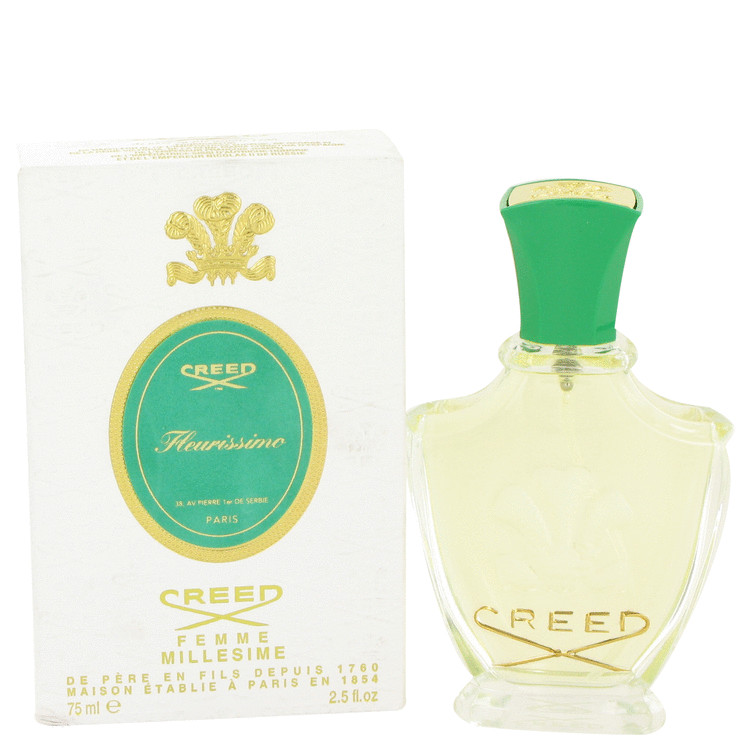 Fleurissimo by Creed Millesime Eau De Parfum Spray 2.5 oz for Women