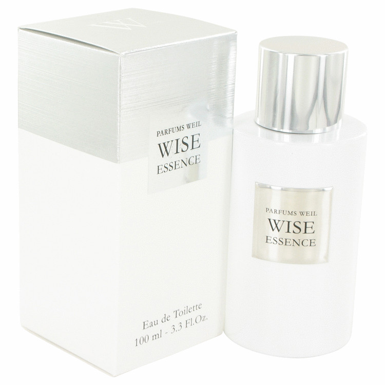 Wise Essence by Weil Eau De Toilette Spray 3.3 oz for Men