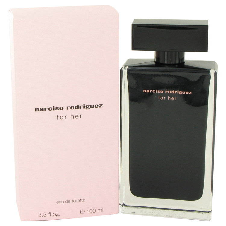Narciso Rodriguez by Narciso Rodriguez Eau De Toilette Spray 3.3 oz for Women