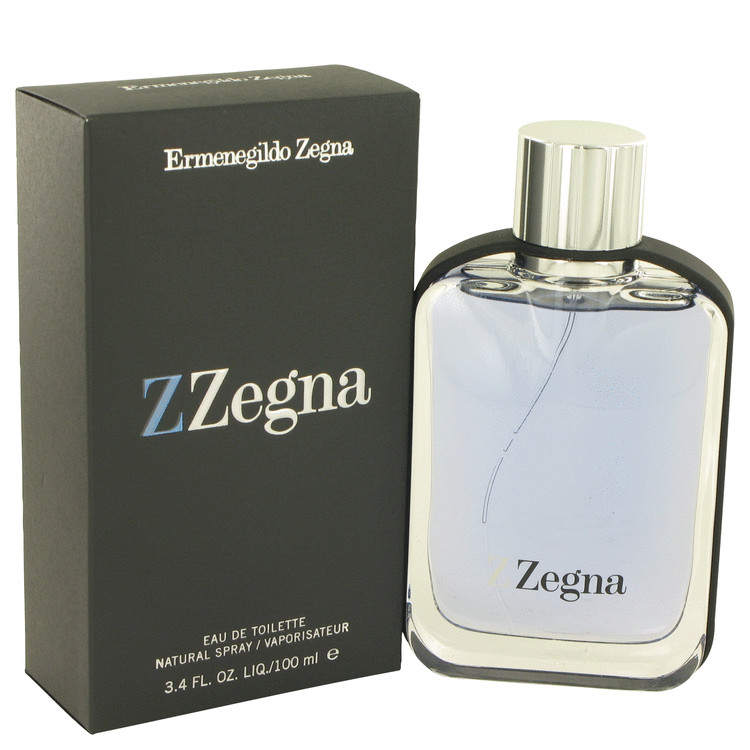 Z Zegna by Ermenegildo Zegna Eau De Toilette Spray 3.3 oz for Men