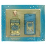 4711 by Muelhens Gift Set -- 6.8 oz Eau De Cologne Spray + 6.8 oz Shower Gel for Men