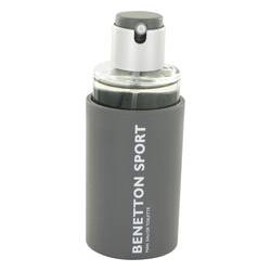 BENETTON SPORT by Benetton Eau De Toilette Spray (Tester) 3.3 oz for Men