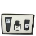 Kenneth Cole Vintage Black by Kenneth Cole Gift Set -- 3.4 oz Eau De Toilette Spray + 3.4 oz After Shave Balm +2.6 oz Deodorant Stick for Men
