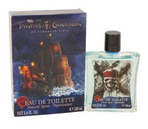 Pirates of The Caribbean by Air Val On Stranger Tides Eau De Toilette Spray 3.4 oz for Men