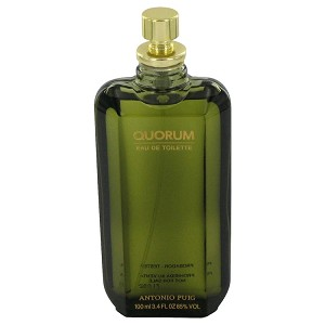 QUORUM by Antonio Puig Eau De Toilette Spray (Tester) 3.4 oz for Men