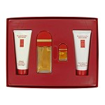 RED DOOR by Elizabeth Arden Gift Set -- 1.7 oz Eau DeToilette Spray + .17 oz Parfum + 3.3 oz Body Lotion + 3.3 oz Shower Gel for Women