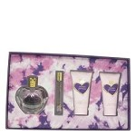 Princess by Vera Wang Gift Set -- 1.7 oz Eau De Toilette Spray + 2.5 oz Body Lotion  + 2.5 oz Body Polish + .33 oz Mini EDT Roller Ball Pen for Women
