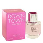 Downtown by Calvin Klein Eau De Parfum Spray 3 oz for Women