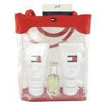 TOMMY GIRL by Tommy Hilfiger Gift Set -- 1/2 oz Cologne Spray + 2.5 oz Shower Gel + 2.5 oz Body Lotion in Free Toiletry Bag for Women