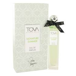 Tova Summer by Tova Eau De Parfum Spray 3.4 oz for Women