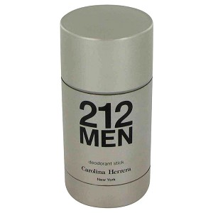 212 by Carolina Herrera 2.5 oz Deodorant Stick for Men