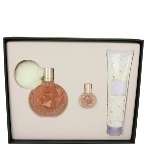 Ari Ariana Grande Women Gift Set 34 Oz Eau De Parfum Spray